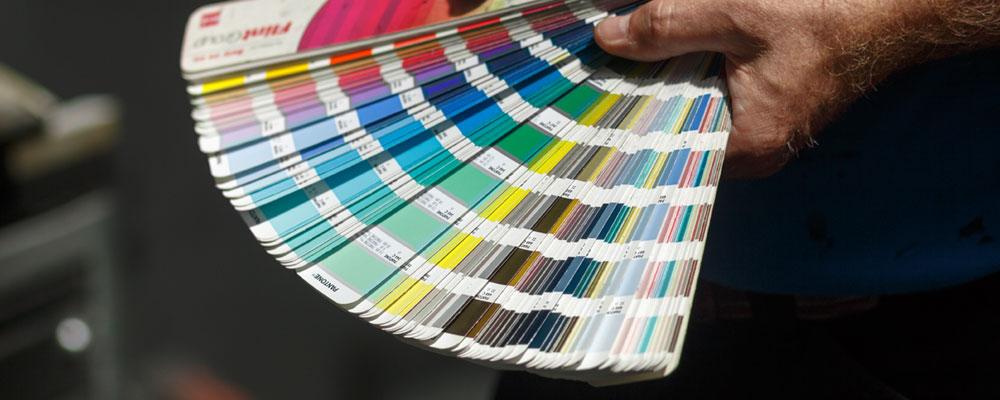 Volle Kleur Printen Full Color Printing