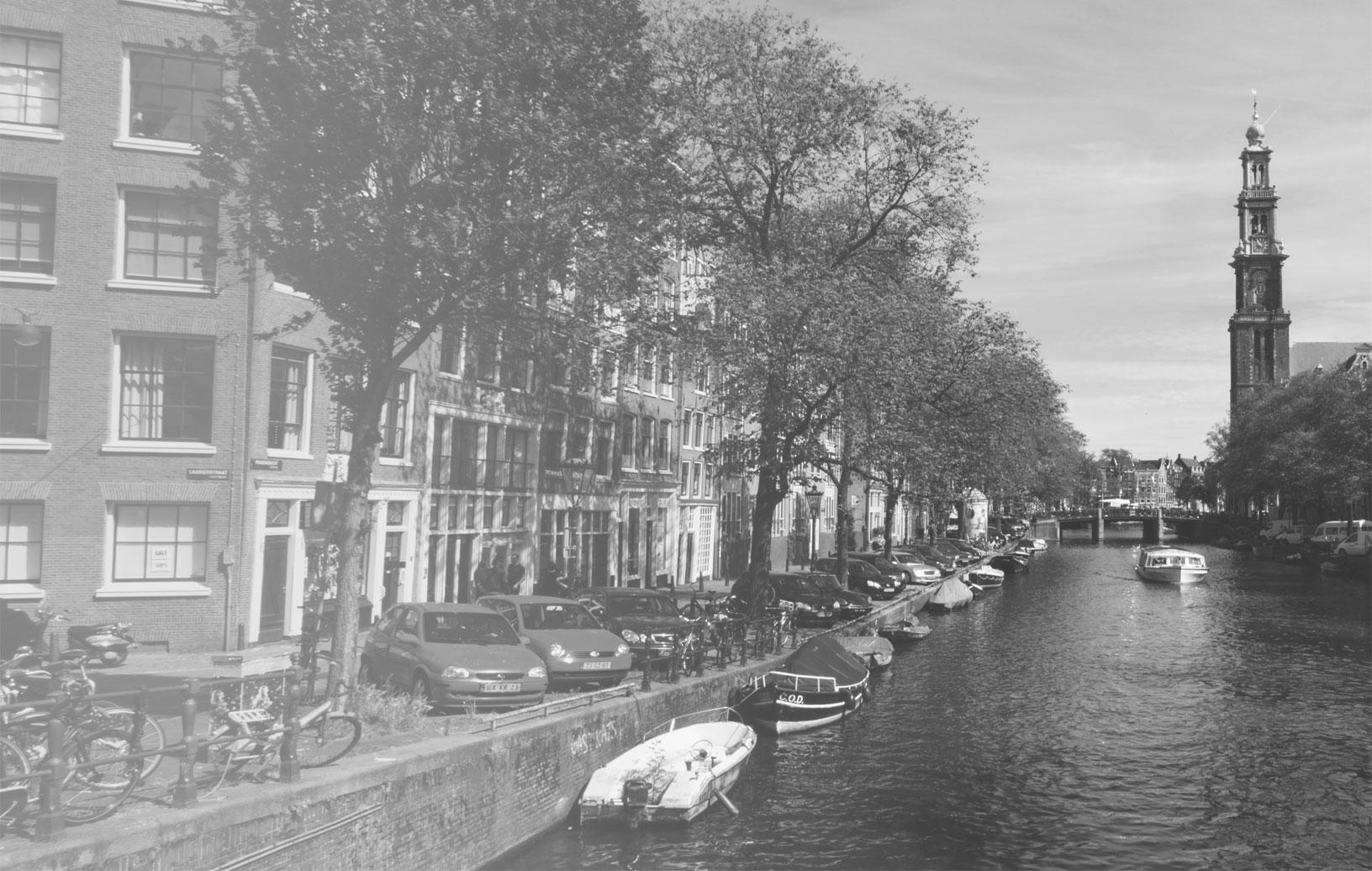 Jordaan Amsterdam Print